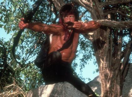 Męski punkt siedzenia: Shopping, pierwsza krew. Mężczyzno - bądź jak Rambo i przeżyj (na zakupach)