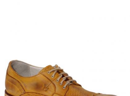 Męskie buty Venezia na sezon wiosna/lato 2012