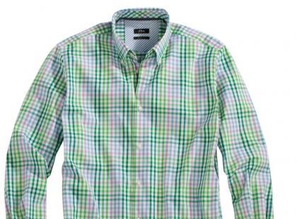 Męskie koszule s.Oliver na jesień/zimę 2010/2011