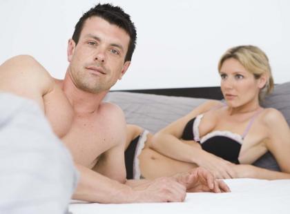 Męskie zaburzenia