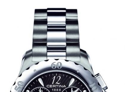 Męskie zegarki marki Certina 2010