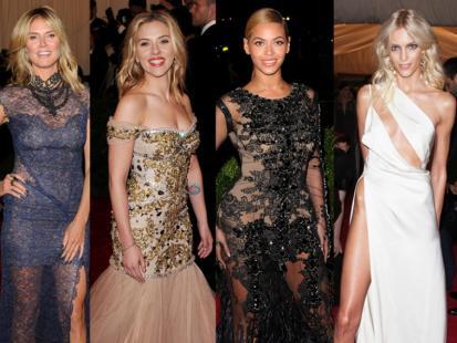 MET Costume Institute Gala 2012