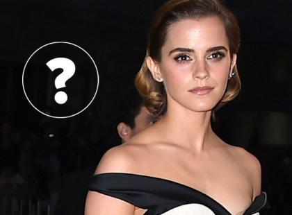 MET Gala 2016: Emma Watson w sukience ze śmieci...?!