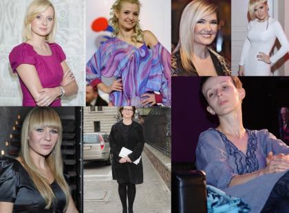 Metamorfozy polskich gwiazd w 2010 roku