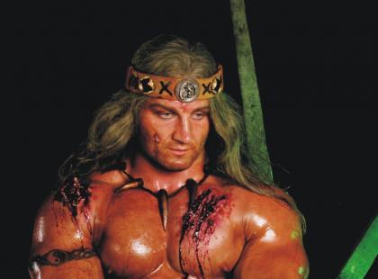 Metamorfozy Pudziana - czyli najsilniejszy człowiek świata w charakteryzacji