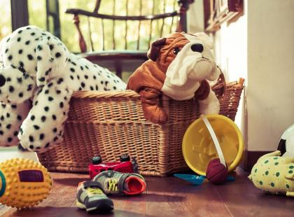 Metoda Marie Kondo sposobem na pokój dziecka?