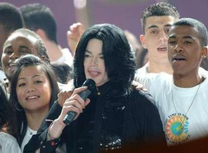 Michael Jackson - Piotruś Pan