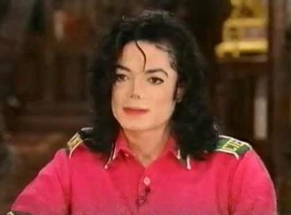 Michael Jackson w show Oprah Winfrey