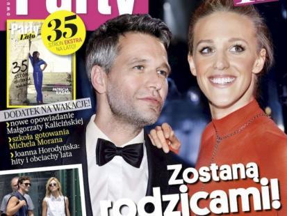Michał Żebrowski będzie ojcem!