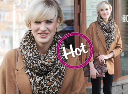 Michalina Manios z Top Model - bardzo stylowo!