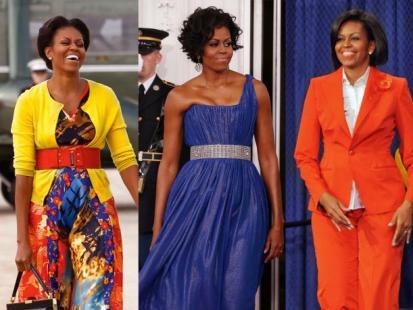 Michelle Obama - Być jak pierwsza dama