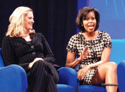 Michelle Obama i Ann Romney - Wojna pierwszych dam