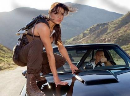 """Michelle Rodriguez odchodzi z kultowej serii """"Szybcy i wściekli""""?"""