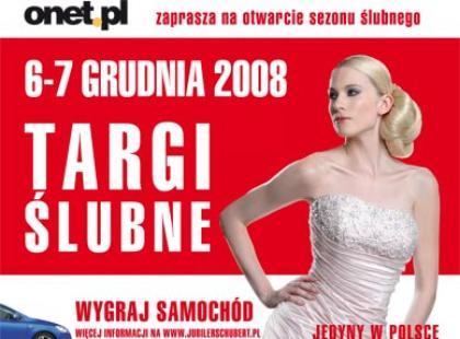 Międzynarodowy Festiwal Mody Ślubnej TORWAR 2009 6-7 Grudnia 2008