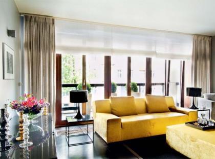 Mieszkanie zainspirowane dziełami Klimta