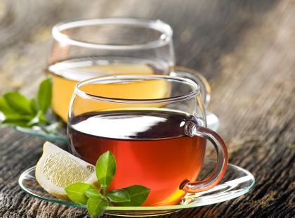 Miętowa herbata z Maroka
