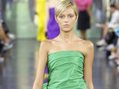 Miętowo-zielone ubrania