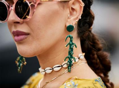 Mikrotrend na lato 2019 - biżuteria z muszelkami w stylu boho