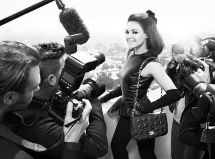 Mila Kunis ambasadorką kampanii Miss Dior