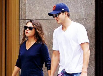 Mila Kunis i Ashton Kutcher - Odrzucone oświadczyny
