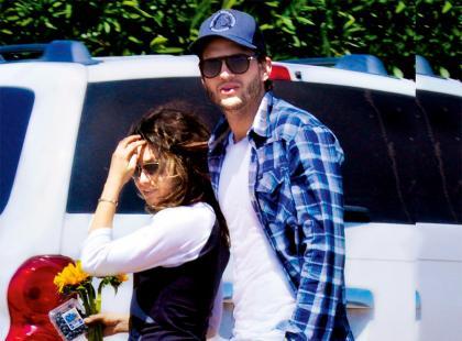Mila Kunis i Ashton Kutcher - Przyjaźń czy kochanie...