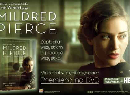 Mildred Pierce już na DVD!