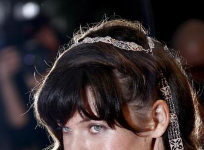 Milla Jovovich projektuje dla Tommy'ego Hilfigera