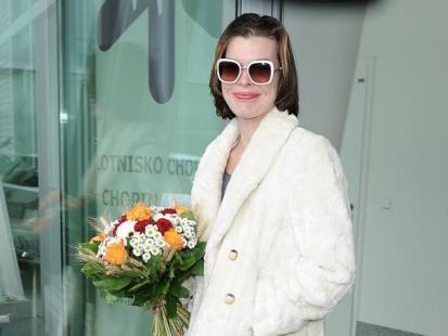 Milla Jovovich w Polsce!