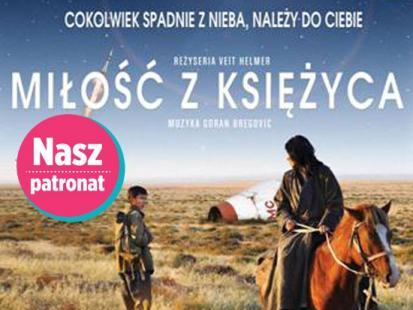 """""""Miłość z księżyca"""" prosto z kazachstańskich stepów"""