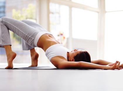Miłosna joga - jak rozbudzić energię seksualną?