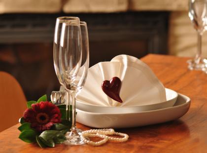 Miłosna kuchnia - walentynkowe propozycje