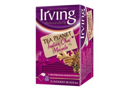 Miłosny nastrój z filiżanką herbaty IRVING