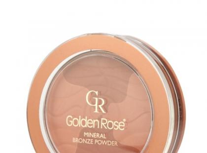 Mineral Bronze Powder - Golden Rose