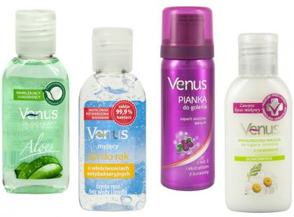Mini kosmetyki na lato 2013 - Venus
