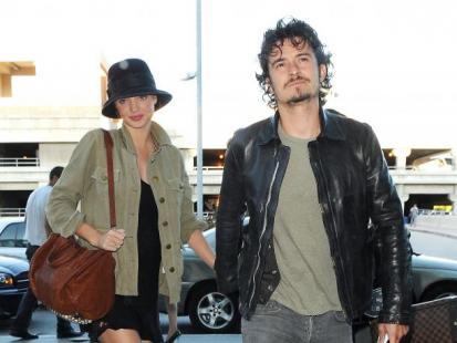 Miranda Kerr i Orlando Bloom zostali rodzicami