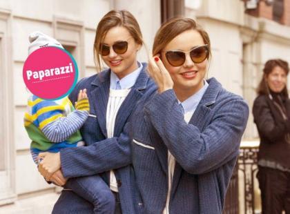 Miranda Kerr to perfekcyjna mama. Pokazała swojego słodziutkiego synka