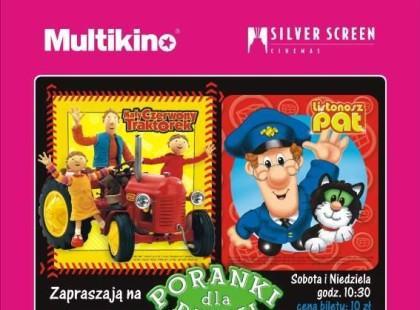 Miś Rupert i inne bajki na Porankach w Multikinie Złote Tarasy - BILETY!!!