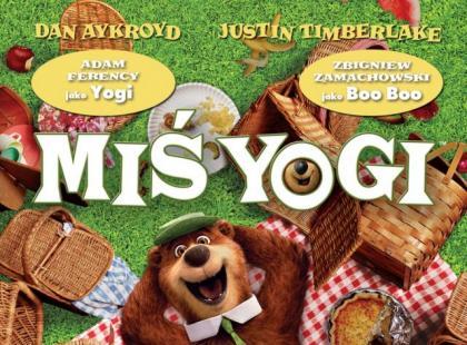 """Miś Yogi"" na DVD"