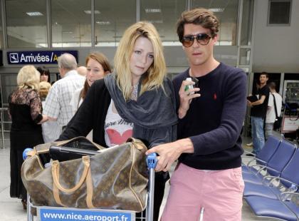 Mischa Barton przybyła do Cannes
