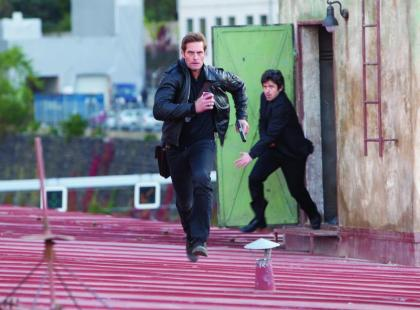 """Mission Impossible: Ghost Protocol"" - galeria"