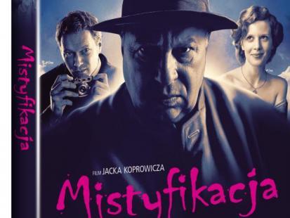 """""""Mistyfikacja"""" na DVD"""