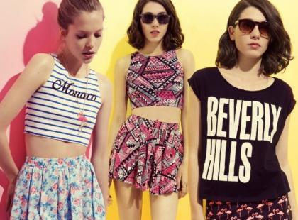 Mix stylów w letniej kolekcji Telly Weijl