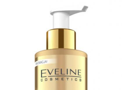 Mleczko micelarne do demakijażu Diamonds & Gold - Eveline Cosmetics
