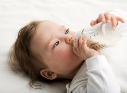 Mleko z kilku odciągnięć