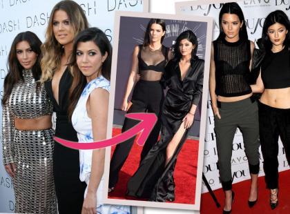 Młodsze siostry Kardashianek zastąpią Kim i spółkę?