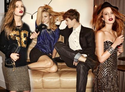 Młodzieńczy glamour w karnawałowym Reserved
