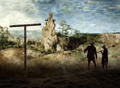 Młyn i krzyż (reż. Lech J. Majewski)