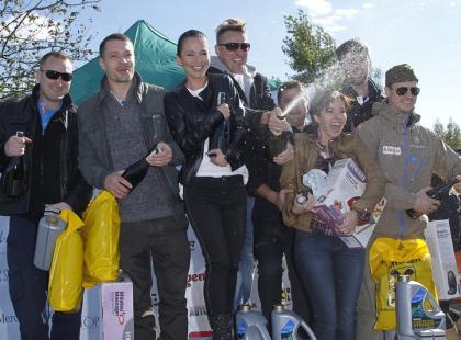 Młynarczyk, Sykut i Damięcki na Vip Cross 2012