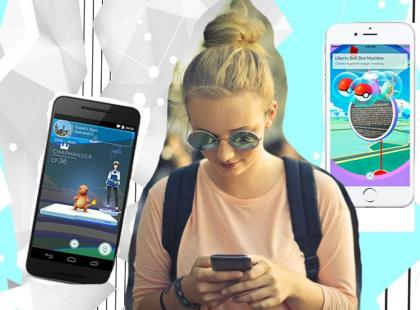 """Mobilna gra """"Pokemon Go"""" staje się absolutnym hitem. Już w Polsce!"""