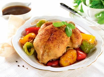 Moc inspiracji - 40 przepisów na soczystego kurczaka